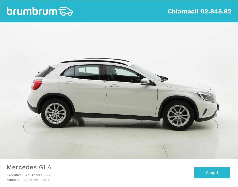 Mercedes GLA usata del 2015 con 32.792 km   brumbrum