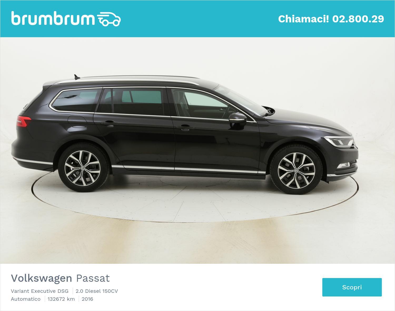 Volkswagen Passat Variant Executive DSG usata del 2016 con 132.705 km | brumbrum