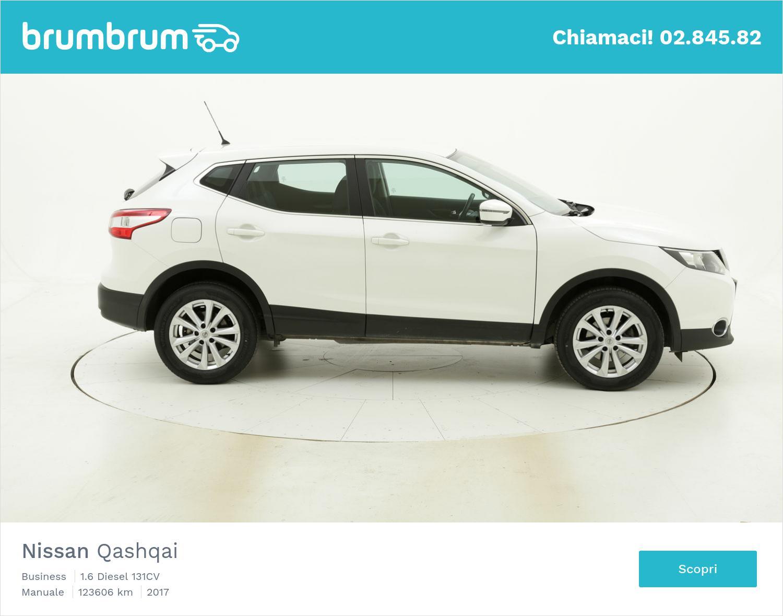 Nissan Qashqai usata del 2017 con 123.671 km   brumbrum