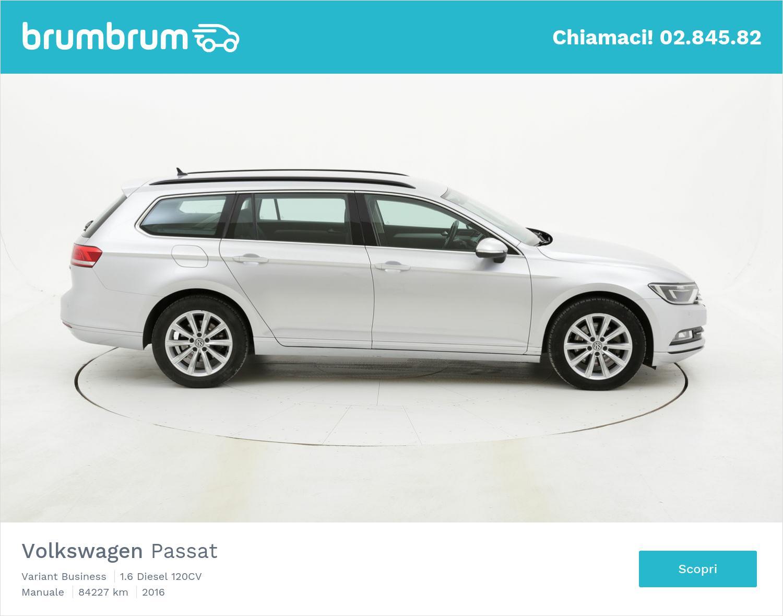 Volkswagen Passat usata del 2016 con 84.395 km | brumbrum