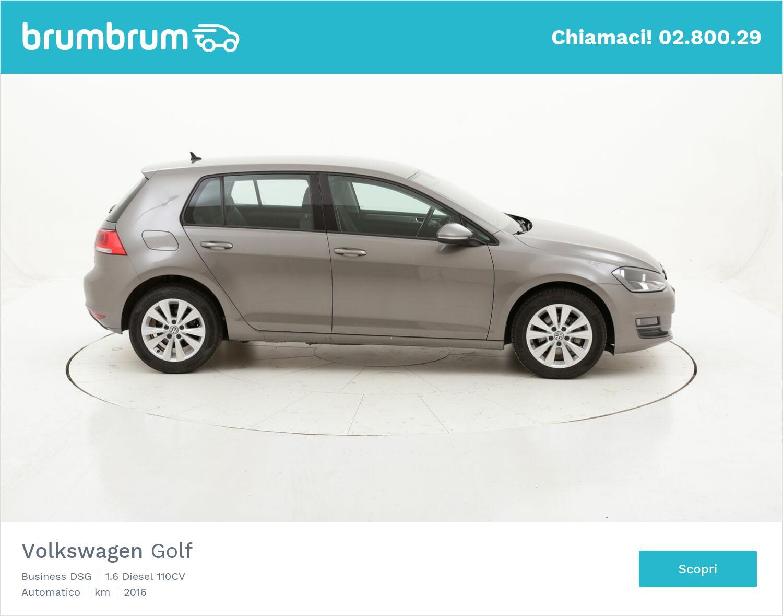 Volkswagen Golf Business DSG usata del 2016 con 74.652 km | brumbrum