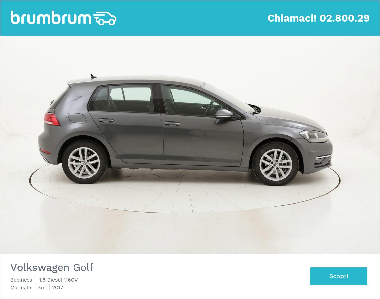 Volkswagen Golf Business usata del 2017 con 128.026 km | brumbrum