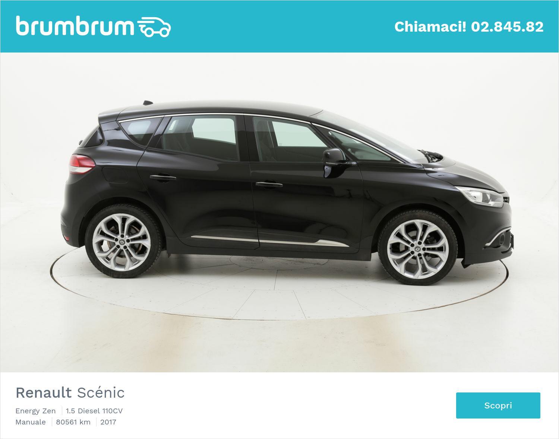 Renault Scénic usata del 2017 con 80.595 km | brumbrum
