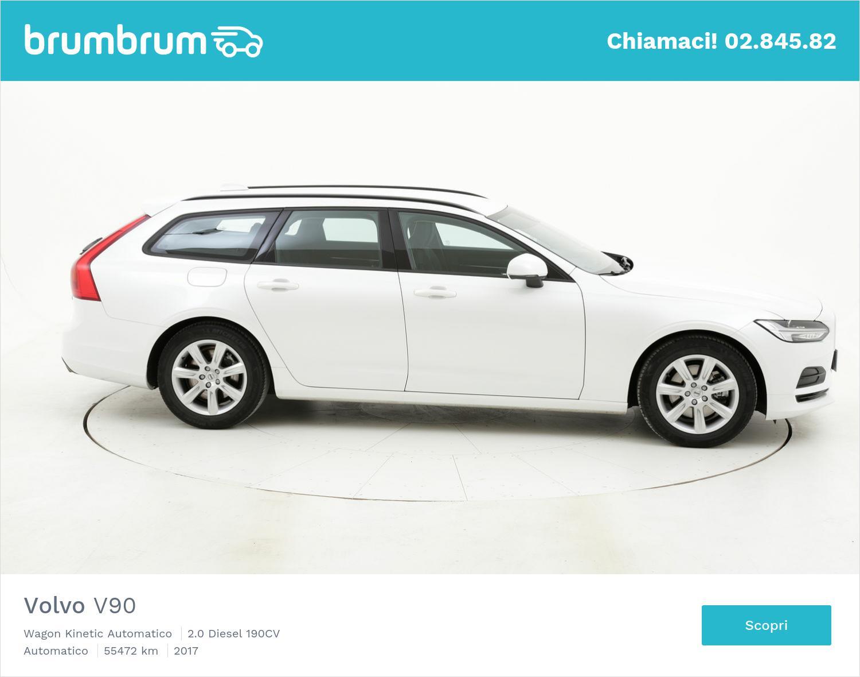 Volvo V90 usata del 2017 con 55.583 km | brumbrum