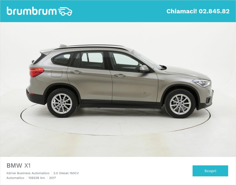 BMW X1 usata del 2017 con 109.869 km | brumbrum