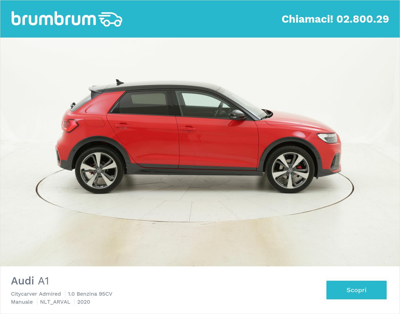 Audi A1 noleggio a lungo termine | brumbrum