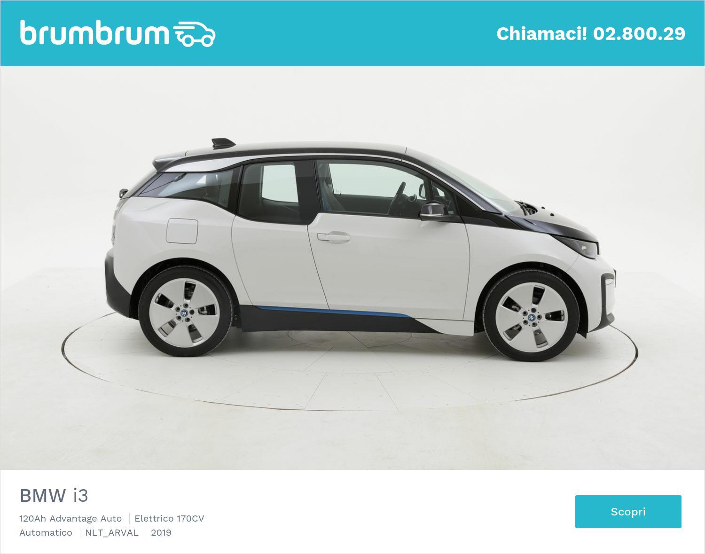 BMW I3 elettrica a noleggio a lungo termine | brumbrum