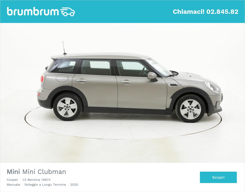 Mini Clubman a noleggio a lungo termine a benzina | brumbrum
