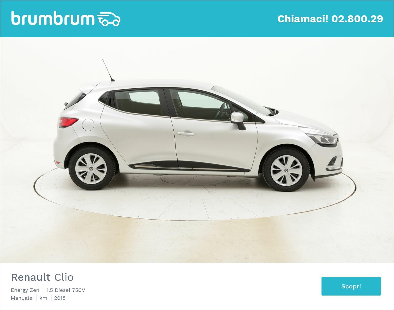 Renault Clio Energy Zen usata del 2018 con 40.045 km   brumbrum