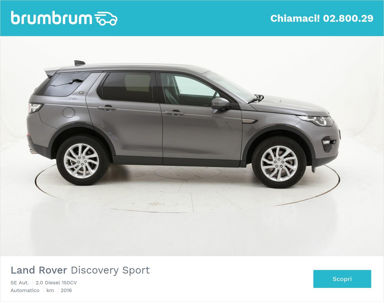 Land Rover Discovery Sport SE Aut. usata del 2016 con 60.236 km | brumbrum
