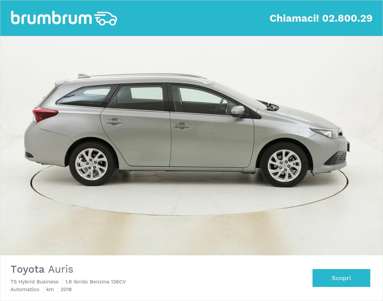 Toyota Auris TS Hybrid Business usata del 2018 con 69.942 km | brumbrum