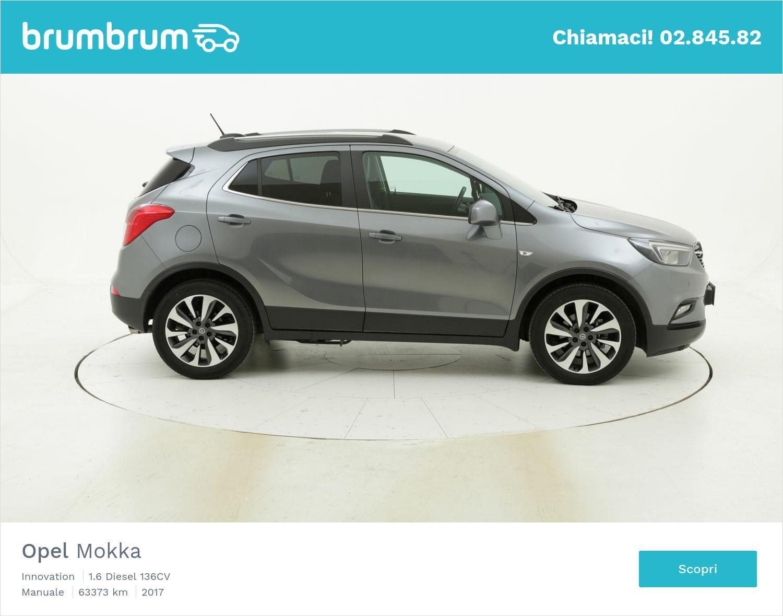 Opel Mokka usata del 2017 con 53.011 km | brumbrum
