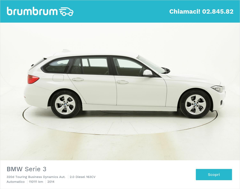 BMW Serie 3 usata del 2014 con 110.188 km | brumbrum