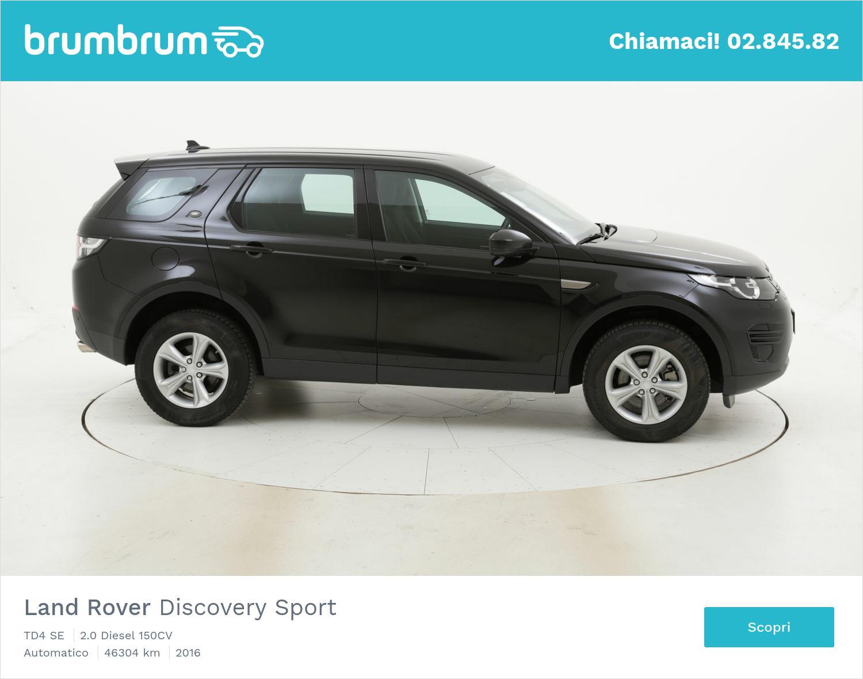 Land Rover Discovery Sport usata del 2016 con 46.406 km | brumbrum
