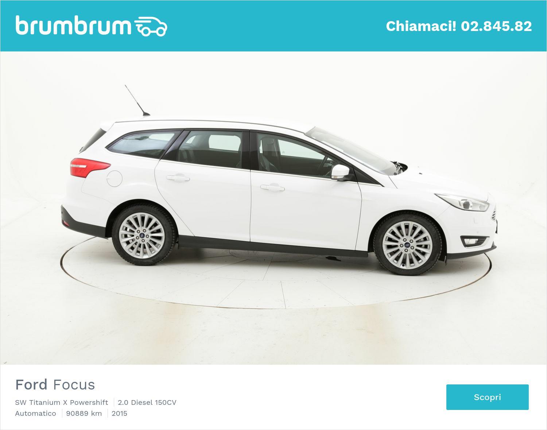 Ford Focus usata del 2015 con 90.902 km | brumbrum