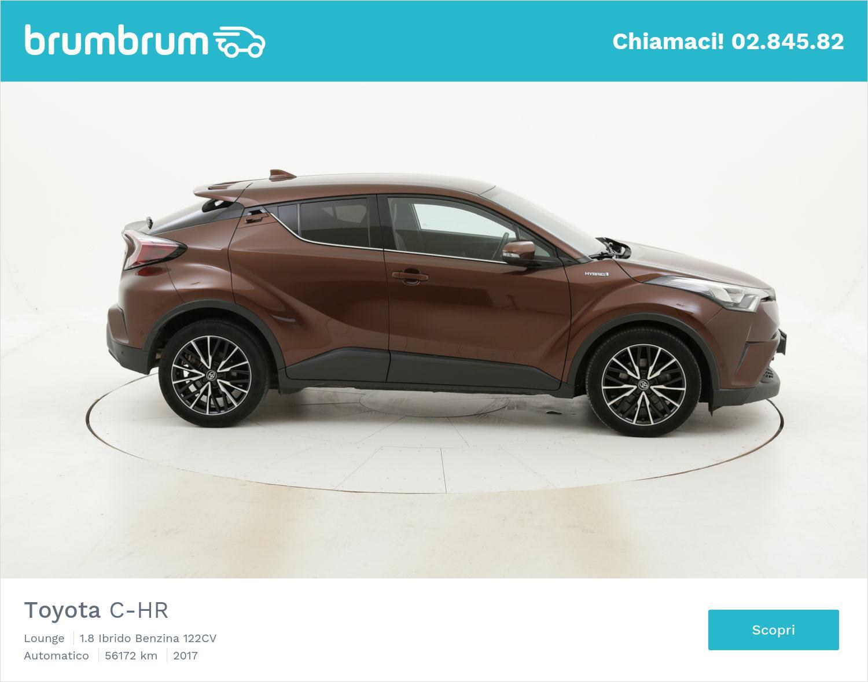 Toyota C-HR usata del 2017 con 56.177 km | brumbrum