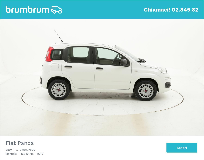 Fiat Panda usata del 2015 con 46.274 km   brumbrum