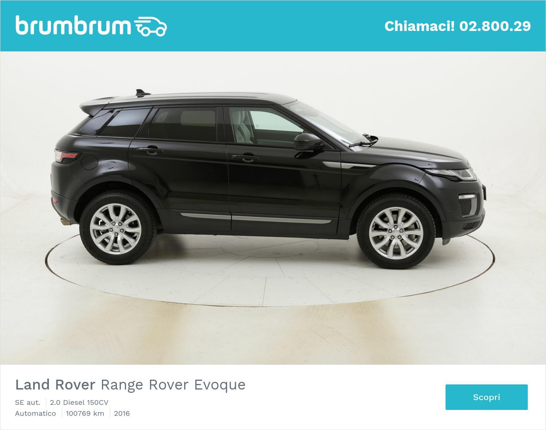 Land Rover Range Rover Evoque SE aut. usata del 2016 con 100.843 km | brumbrum