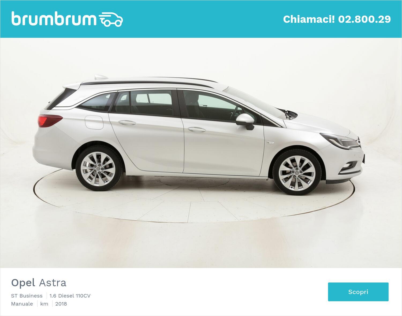 Opel Astra ST Business usata del 2018 con 65.113 km | brumbrum