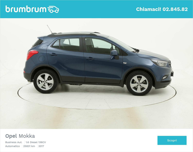Opel Mokka usata del 2017 con 25.855 km | brumbrum