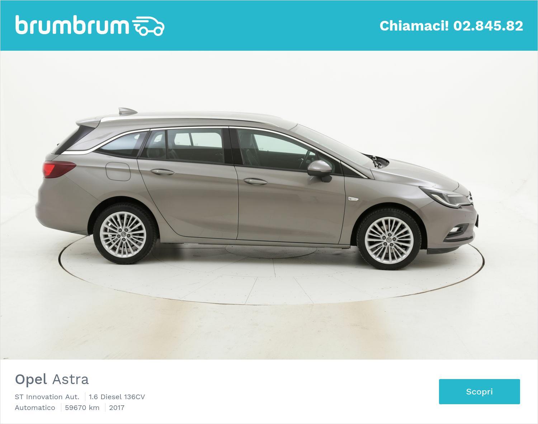 Opel Astra usata del 2017 con 59.827 km | brumbrum