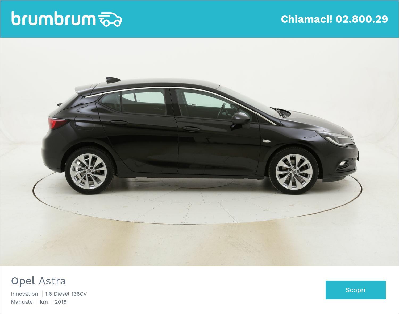 Opel Astra Innovation usata del 2016 con 66.856 km   brumbrum