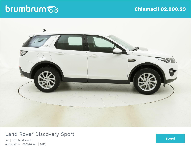 Land Rover Discovery Sport usata del 2016 con 101.296 km | brumbrum