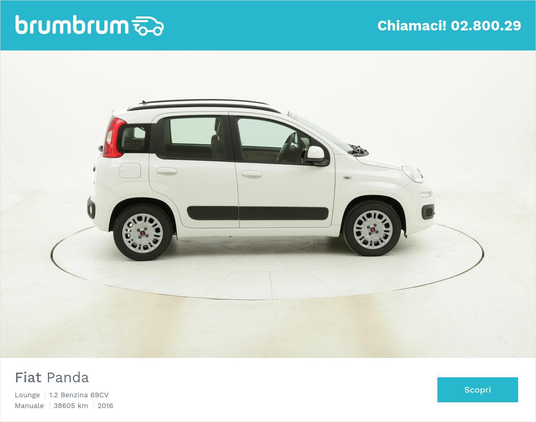 Fiat Panda Lounge usata del 2016 con 38.697 km | brumbrum