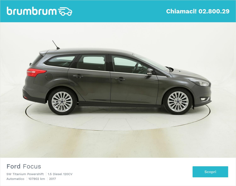 Ford Focus usata del 2017 con 107.928 km | brumbrum