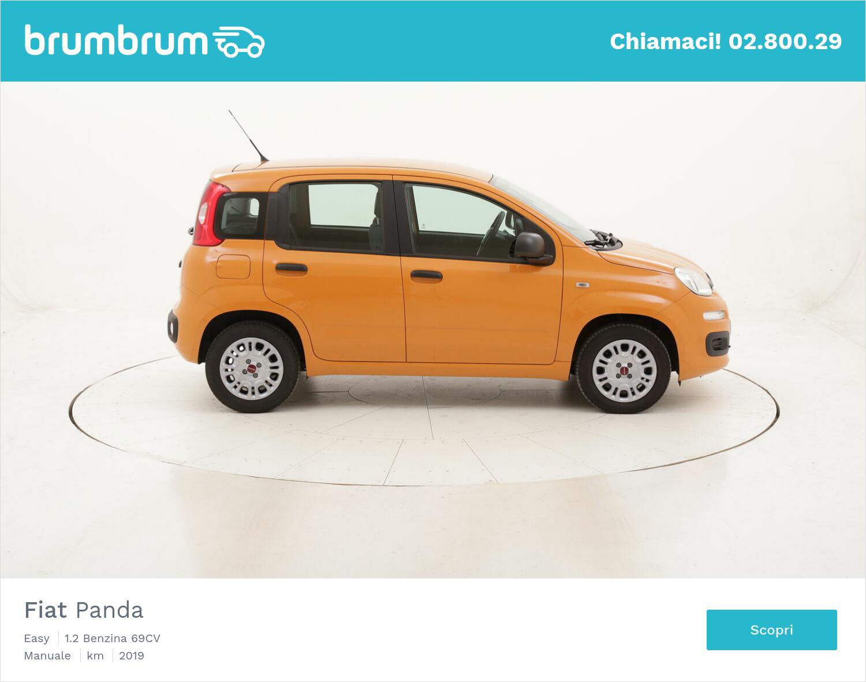 Fiat Panda Easy usata del 2019 con 26.119 km   brumbrum