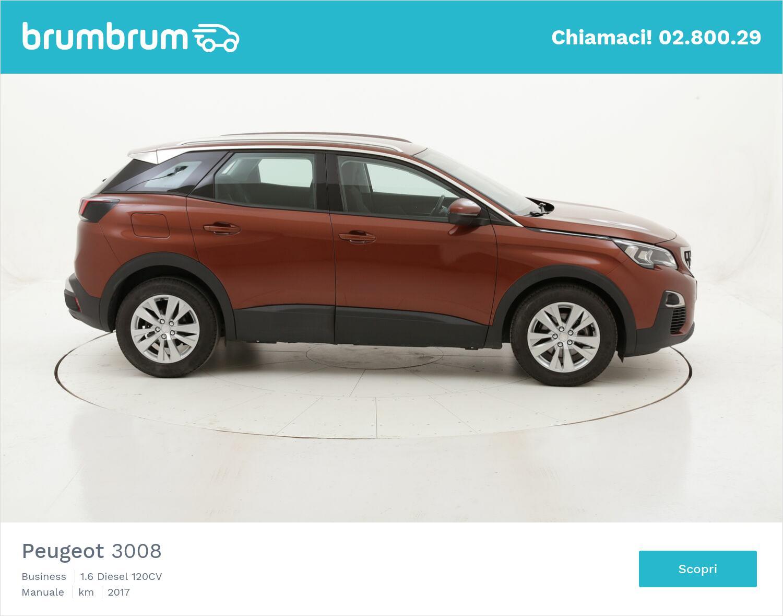 Peugeot 3008 Business usata del 2017 con 135.199 km   brumbrum