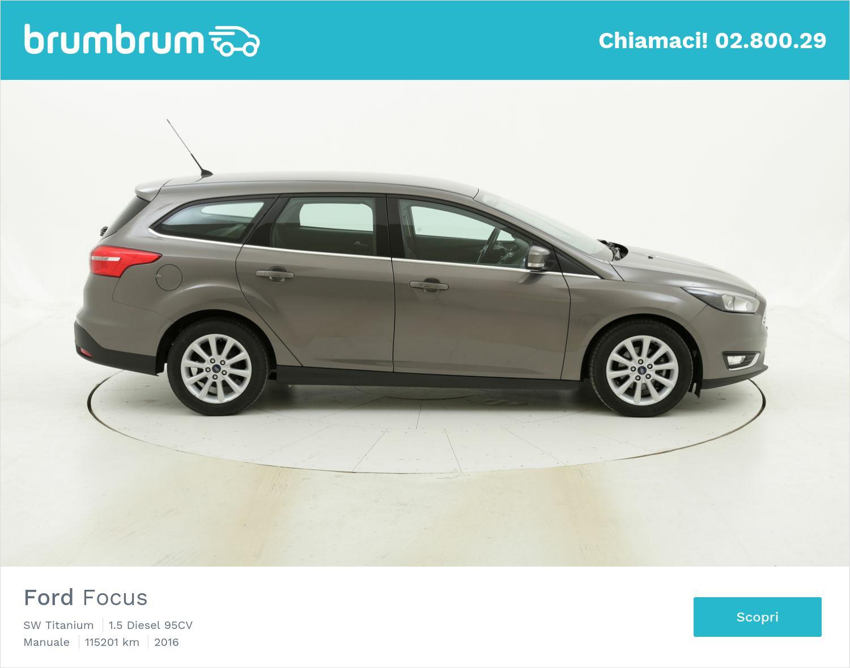 Ford Focus usata del 2016 con 115.210 km | brumbrum