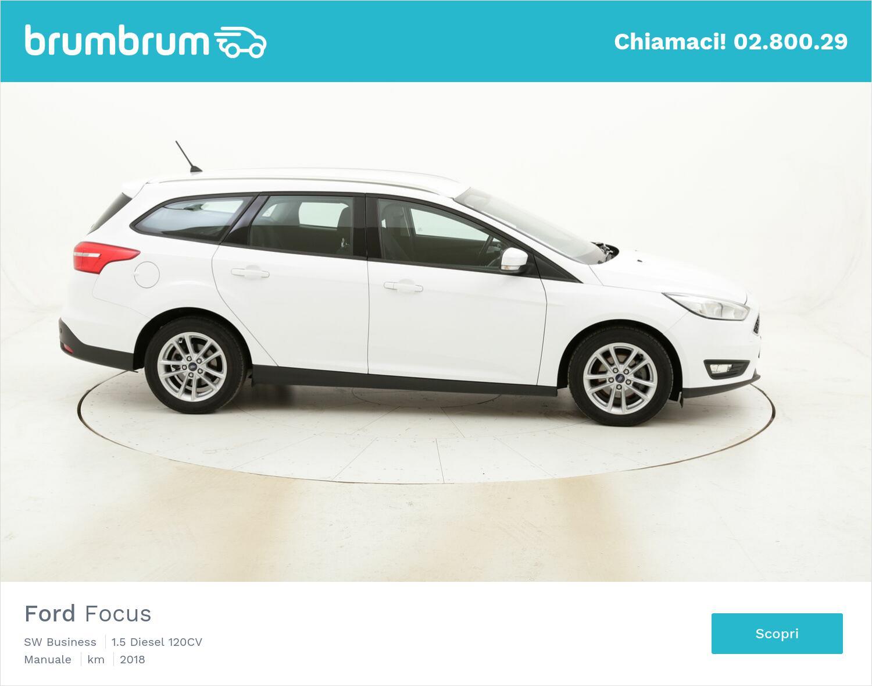 Ford Focus SW Business usata del 2018 con 61.863 km   brumbrum
