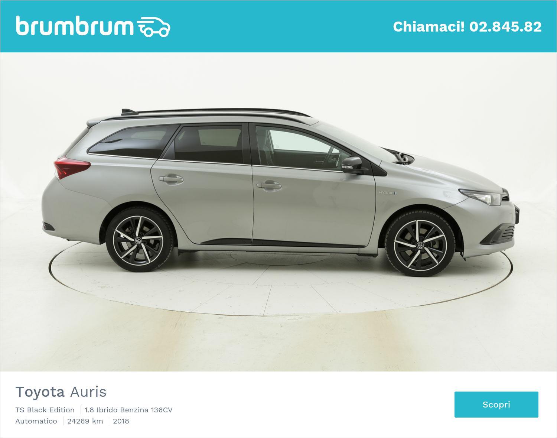 Toyota Auris usata del 2018 con 24.281 km | brumbrum