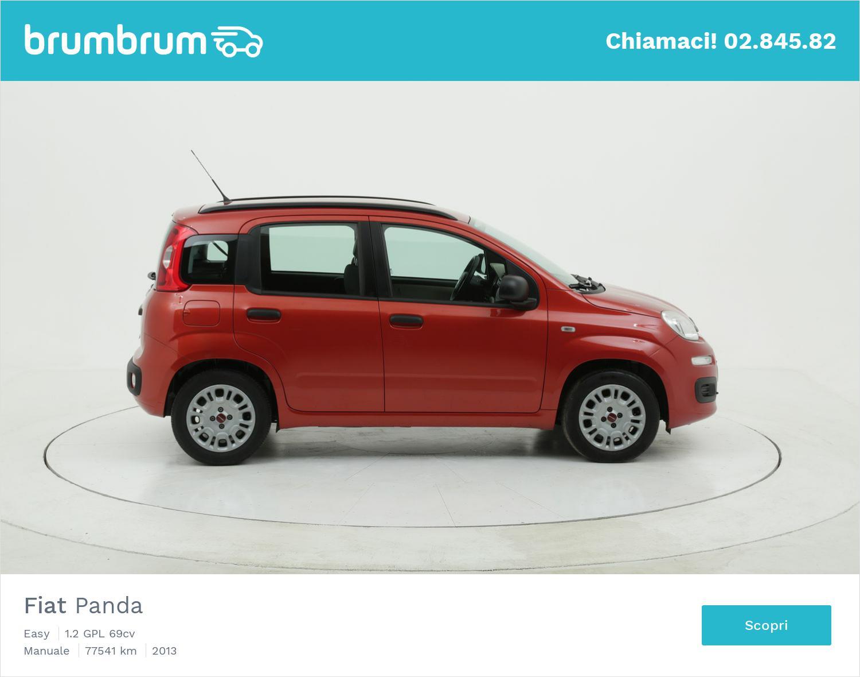 Fiat Panda usata del 2013 con 77.540 km | brumbrum