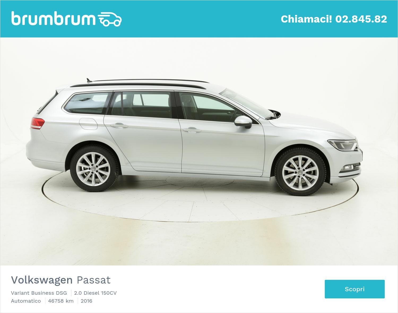 Volkswagen Passat usata del 2015 con 46.830 km | brumbrum