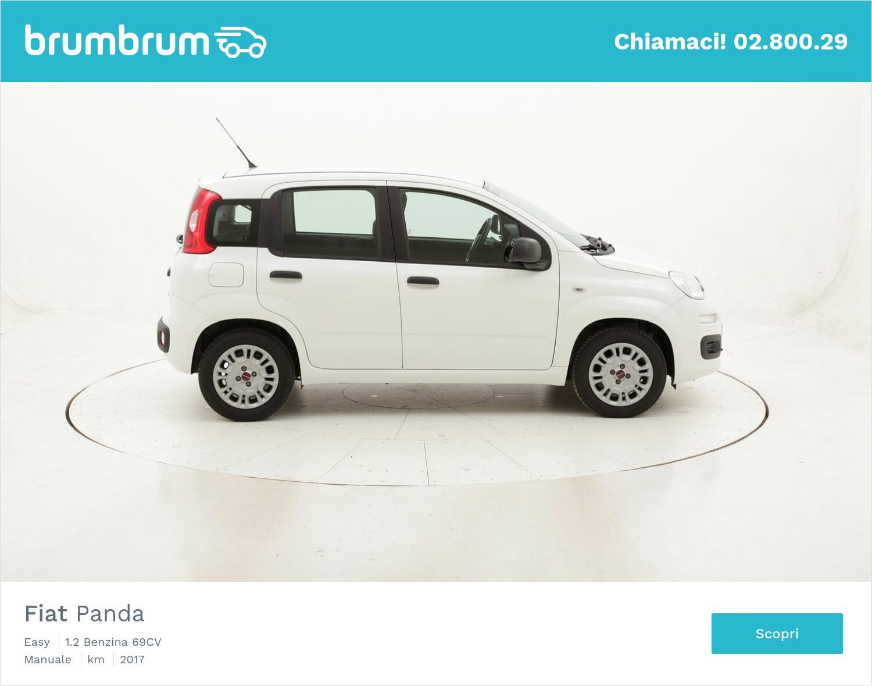 Fiat Panda Easy usata del 2017 con 58.181 km   brumbrum