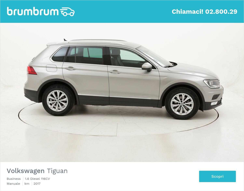 Volkswagen Tiguan Business usata del 2017 con 78.751 km | brumbrum