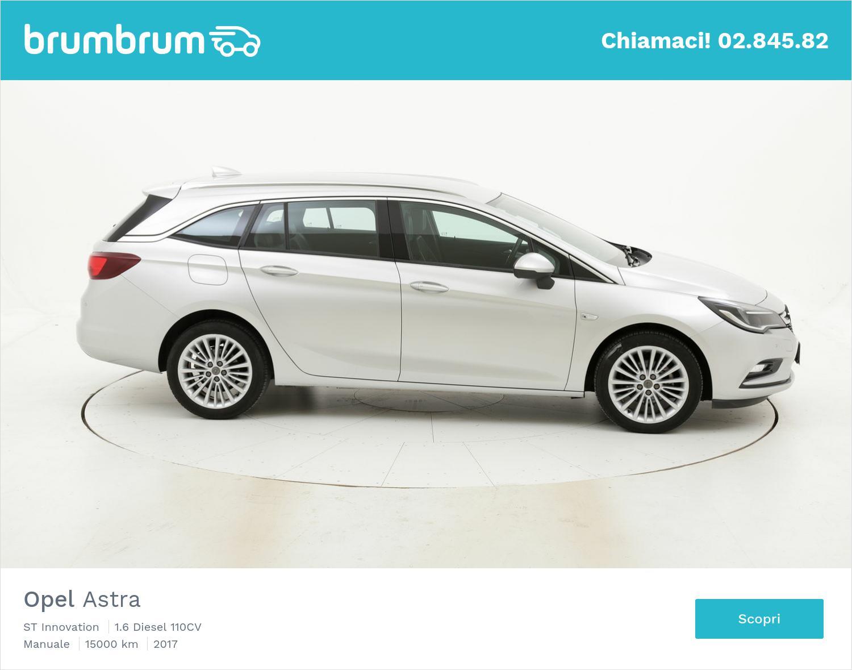 Opel Astra usata del 2017 con 15.934 km | brumbrum