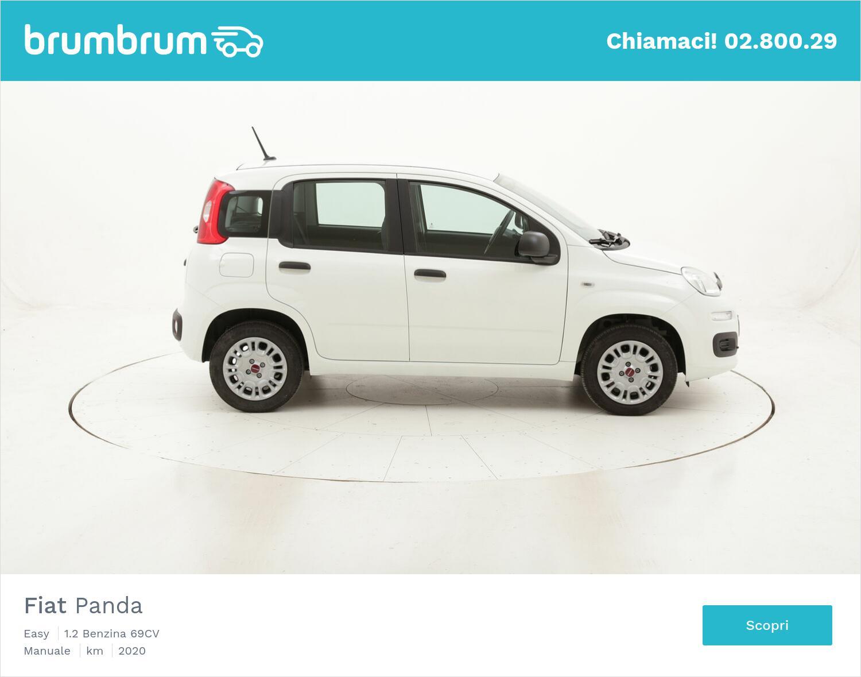 Fiat Panda Easy usata del 2020 con 6.932 km   brumbrum