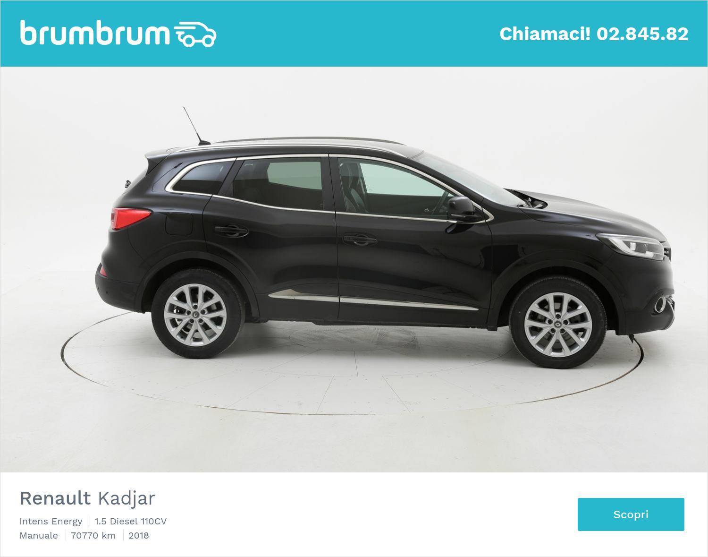 Renault Kadjar usata del 2018 con 70.781 km | brumbrum