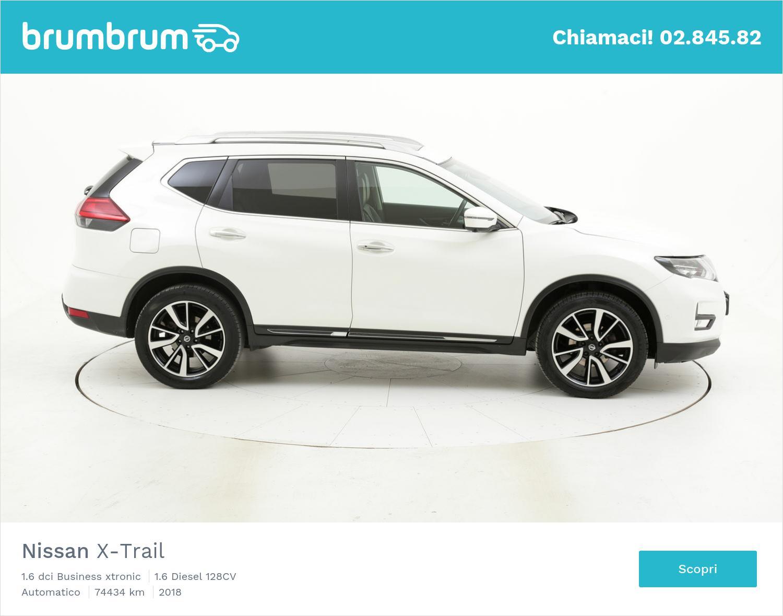 Nissan X-Trail usata del 2018 con 74.448 km | brumbrum