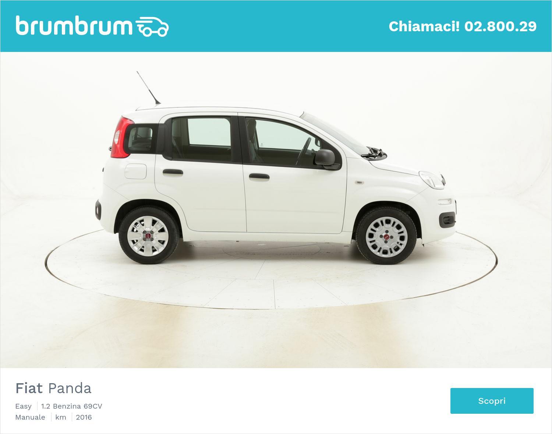 Fiat Panda Easy usata del 2016 con 26.429 km   brumbrum