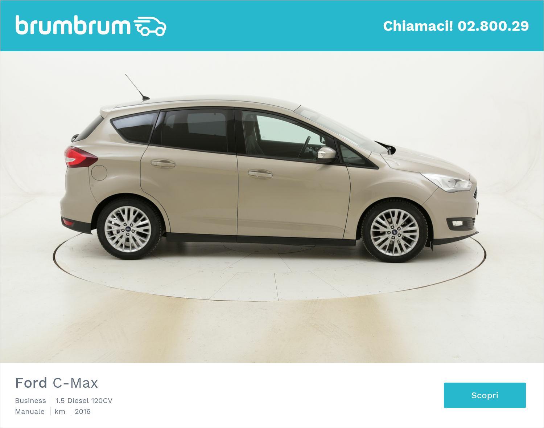 Ford C-Max Business usata del 2016 con 77.026 km   brumbrum