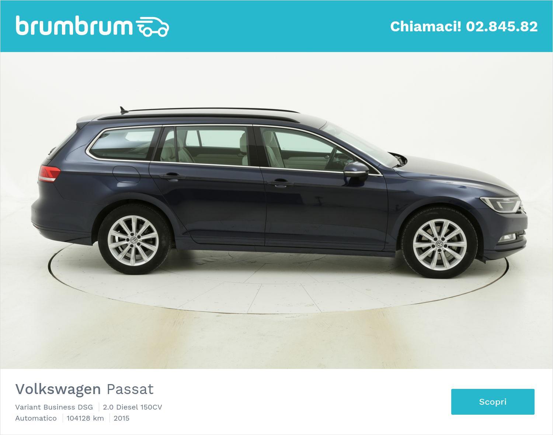 Volkswagen Passat usata del 2015 con 104.150 km | brumbrum