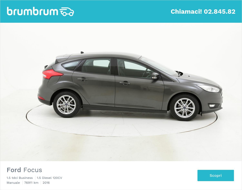 Ford Focus usata del 2016 con 77.013 km   brumbrum