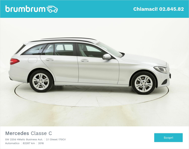 Mercedes Classe C usata del 2016 con 82.443 km | brumbrum
