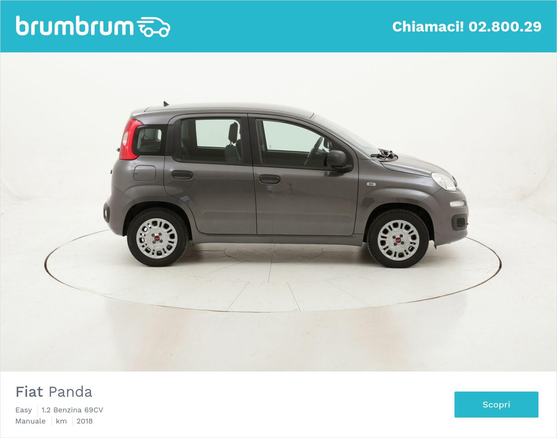 Fiat Panda Easy usata del 2018 con 27.573 km | brumbrum