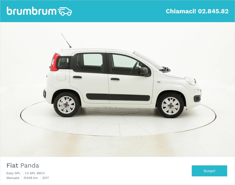 Fiat Panda usata del 2017 con 31.520 km | brumbrum