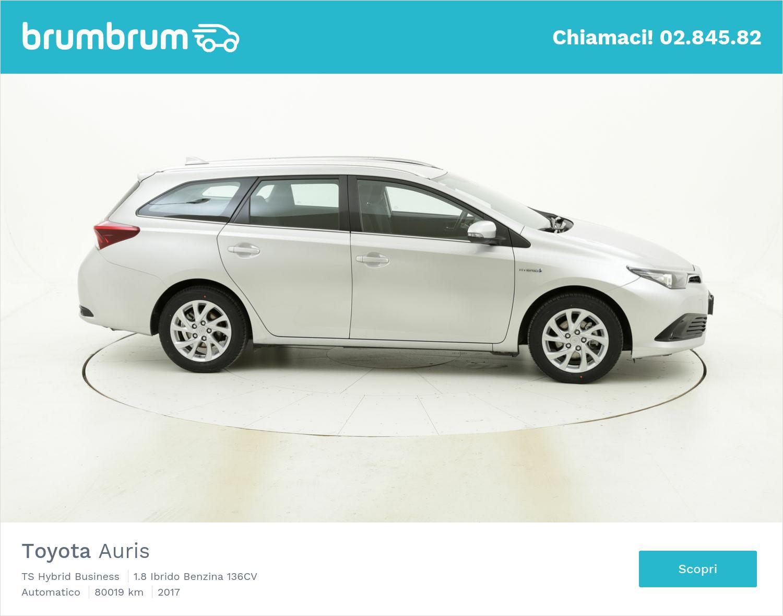 Toyota Auris usata del 2017 con 80.089 km | brumbrum